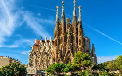 Next stop: Barcelona!