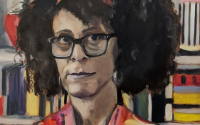 Painting Bernadine Evaristo