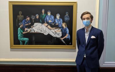Trauma – now on public display!